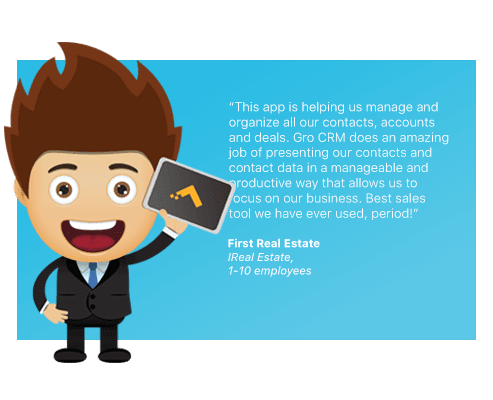 Gro CRM Review 2