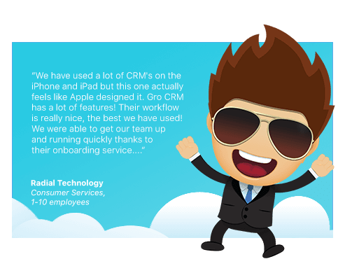 Gro CRM Review 3
