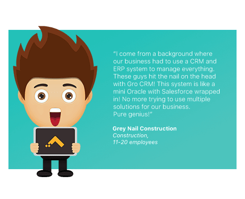 Gro CRM Review 4