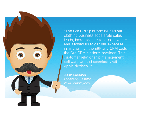 Gro CRM Review 5