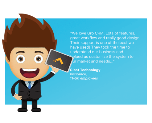 Gro CRM Review 6