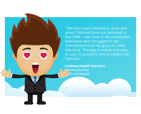 Gro CRM Review 7