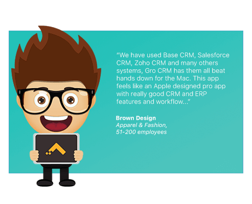 Gro CRM Review 8