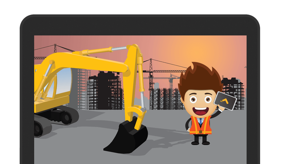 Mac CRM software solution for construction